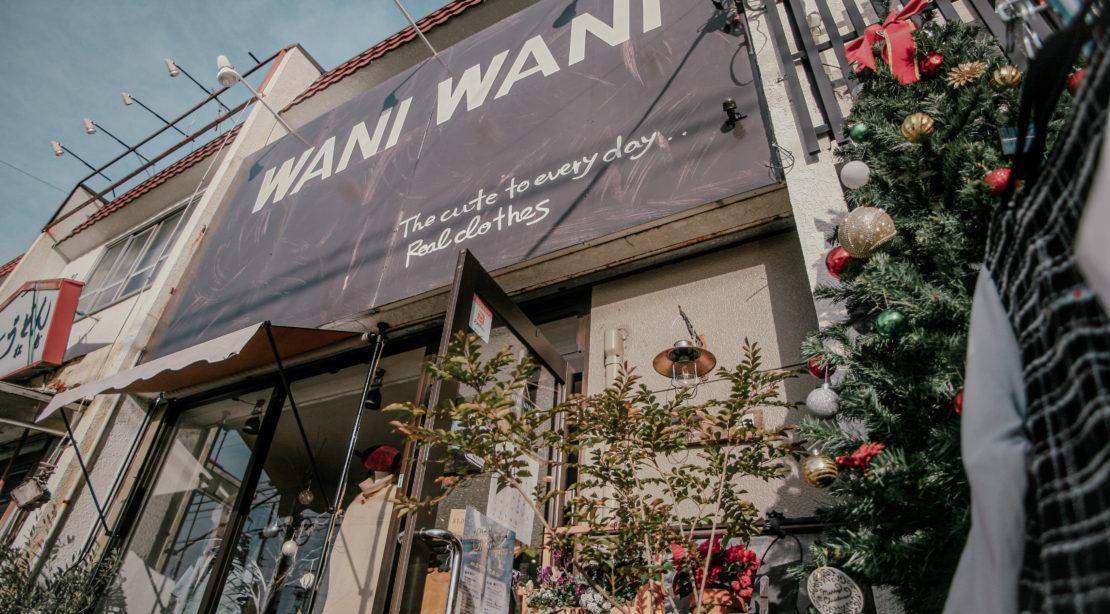 waniwaniアクセス